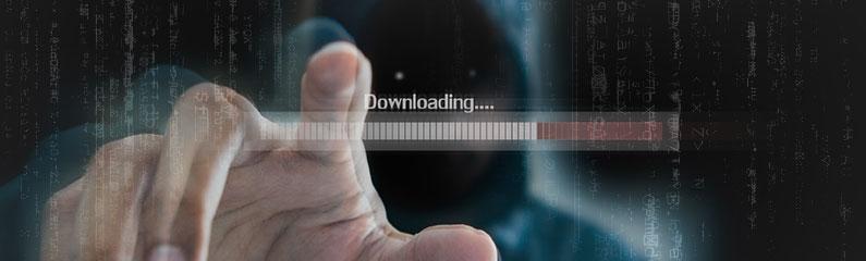 Teknologien bag ulovlig download af film